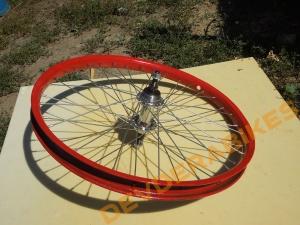 Переднє колесо велочопера